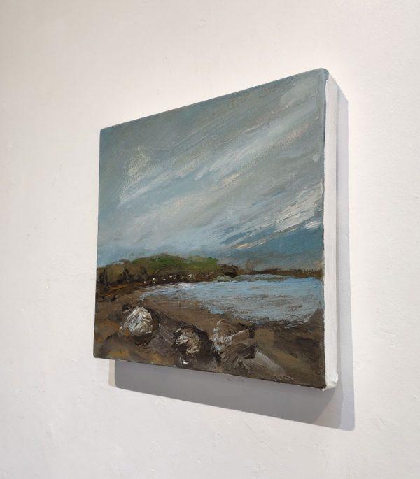 Painting by Tina Brooks