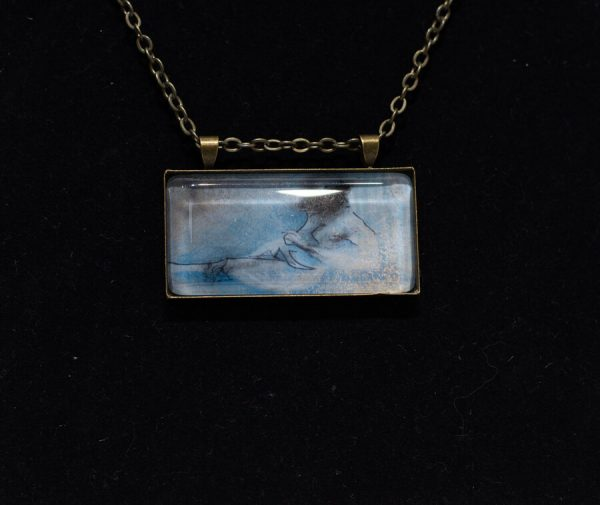Life Drawing necklace